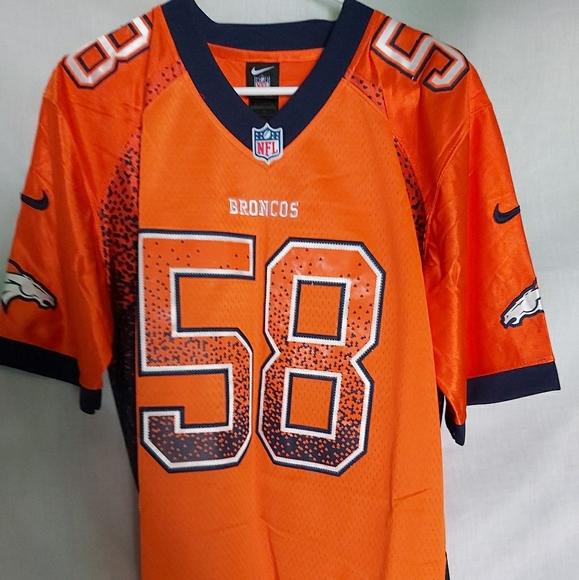 Stitched Von Miller jersey